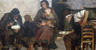 El mito de los pobres vagos