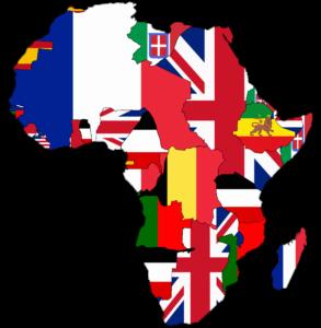 Africa colonial en 1913